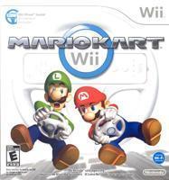 Mario Kart Wii w/ Wii Wheel