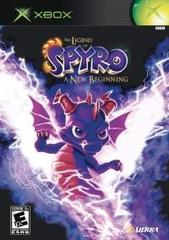 Legend of Spyro, The: A New Beginning
