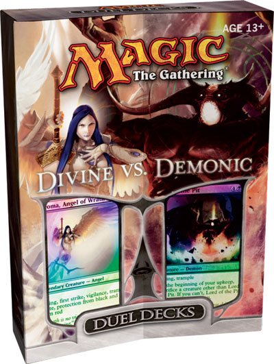 Duel Decks: Divine vs. Demonic