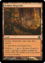 Keldon Megaliths on Channel Fireball