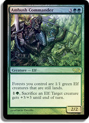 Ambush Commander - Foil