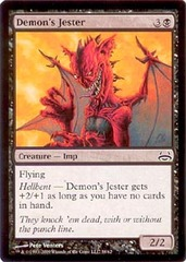 Demon's Jester on Channel Fireball
