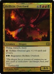 Hellkite Overlord - Foil on Channel Fireball