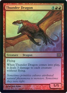 Thunder Dragon - Foil