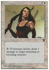 D'Avenant Archer on Channel Fireball