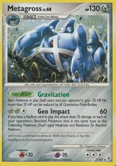 Metagross - 7/147 - Holo Rare on Channel Fireball