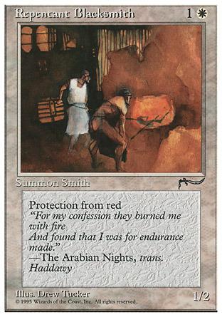 Repentant Blacksmith
