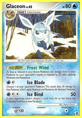 Glaceon - 41/111 - Uncommon