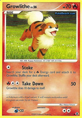 Growlithe - 63/111 - Common