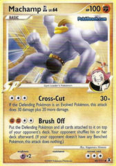 Machamp [GL] - 46/111 - Uncommon