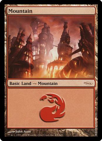Mountain - Arena 2006