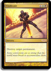 Vindicate (Judge Foil 2007)