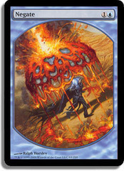 english near mint Mtg 1x Full Art Searing Blaze Player Rewards Promos