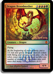 Dragon Broodmother - Foil - Prerelease Promo