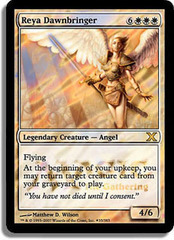 Reya Dawnbringer - 10th Edition Foil