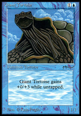 Giant Tortoise (Light)