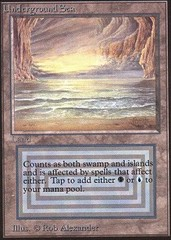 Underground Sea (Not Tournament Legal)
