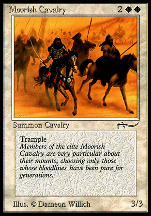 Moorish Cavalry (Light)