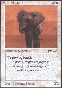 War Elephant (Dark)