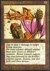 Grapeshot Catapult on Channel Fireball