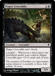 Hagra Crocodile