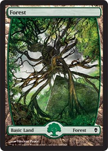 Forest (249) - Full Art
