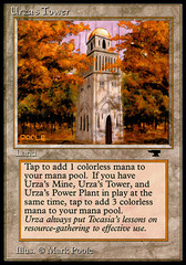 Urzas Tower (Forest)