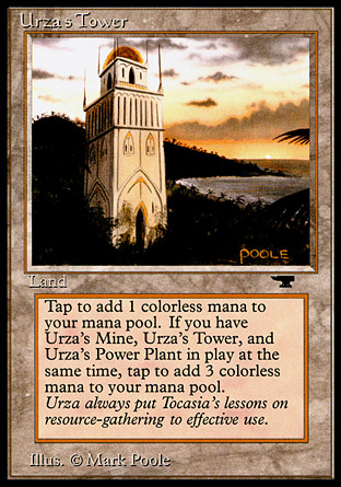 Urzas Tower (Shore)