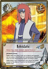Ishidate - Naruto Singles » Approaching Wind - Spell Bound
