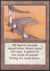 Arena of the Ancients on Channel Fireball