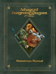 2nd Edition Premium Monstrous Manual