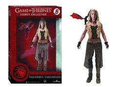 Game of Thrones Daenerys Targaryen Ver. 1 Legacy Action Figure