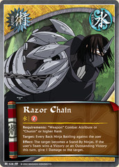 Razor Chain - J-528 - Common - 1st Edition