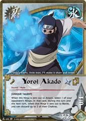 Yoroi Akado - N-630 - Common - 1st Edition