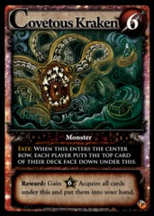 Ascension: Darkness Unleashed – Covetous Kraken Promo