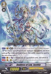 Goddess of Law, Justitia - PR/0104EN-A - PR