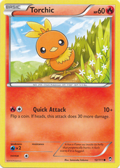 Torchic - 12/111 - Common