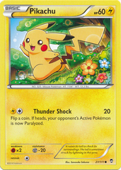 Pikachu - 27/111 - Common
