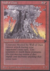 Wall of Dust