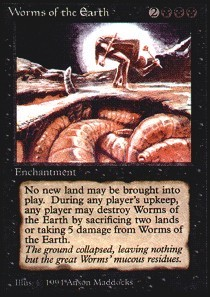 Worms of the Earth