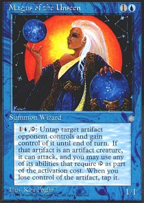 Magus of the Unseen