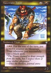 Mountain Titan (RL)