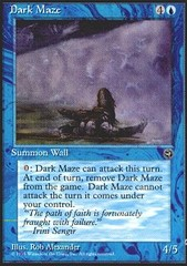 Dark Maze (1) on Channel Fireball