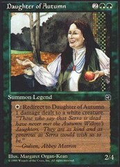Daughter of Autumn on Channel Fireball