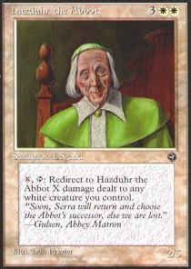 Hazduhr the Abbot