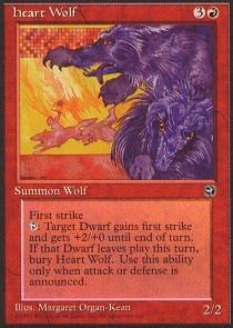 Heart Wolf