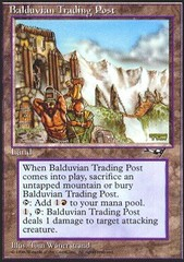 Balduvian Trading Post on Channel Fireball