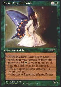 Elvish Spirit Guide