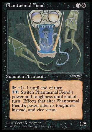 Phantasmal Fiend (Close-Up)