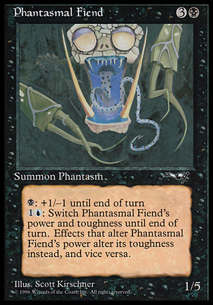 Phantasmal Fiend (Close-Up)